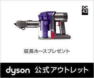 ダイソン DC43 モーターヘッド