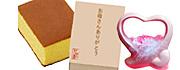 カステラ&カーネーション 母の日セット/3900円