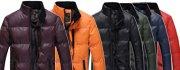 軽やかな着心地と暖かさを両立したダウンジャケット