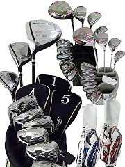 3万円以下のゴルフセットが多数